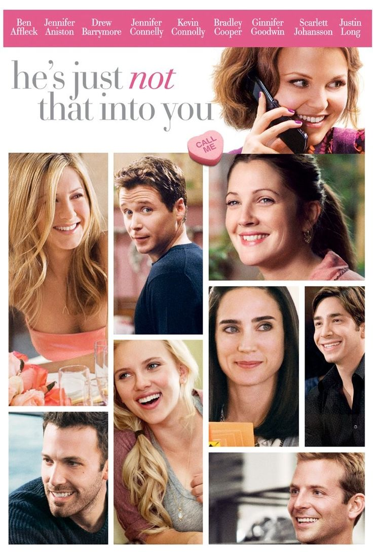 Despite the best efforts of a talented cast, He's Just Not That Into You devotes too little time to each of its protagonists, thus reducing them to stereotypes.
