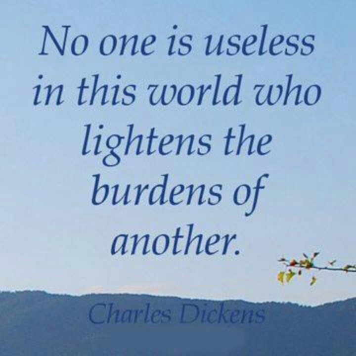 Quotes About Uplifting One Another: Charles Dickens Quotes Motivational. QuotesGram
