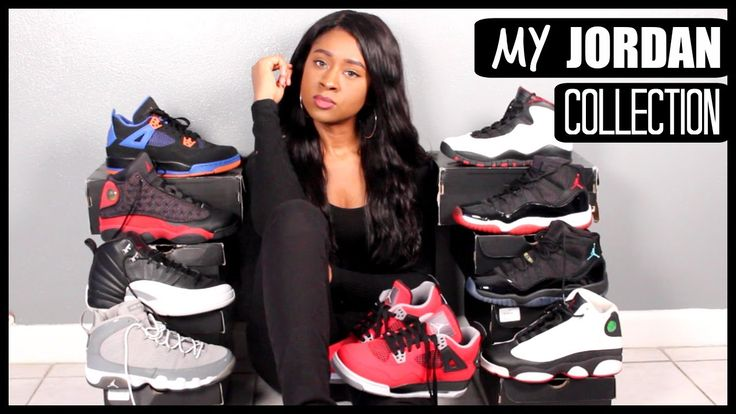 My JORDAN Sneaker Collection⎮MalloryPatrice Feels 22 Sneakers...  JORDAN SNEAKER COLLECTION Hey MalPals today I decided to share my Jordan sneaker collection with you today. I have been collecting Jordans over a few years now and decided to share my pick ups with you all. If your curious about...