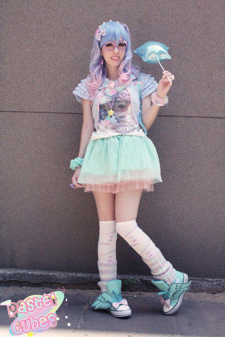 deviantART: More Like Fairy kei photoshoot 5 by ~lulysalle