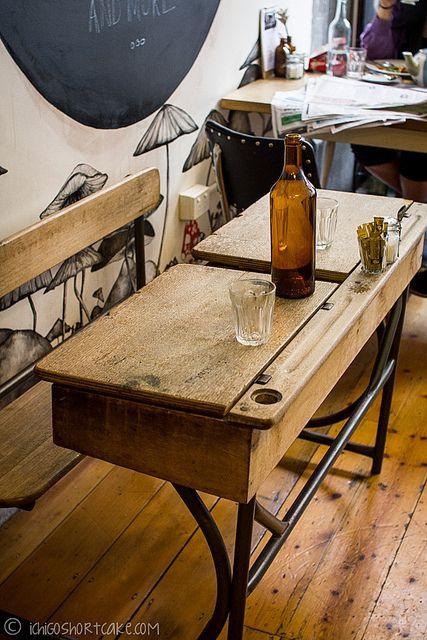 Kinfolk, Melbourne CBD – a cafe with a good cause