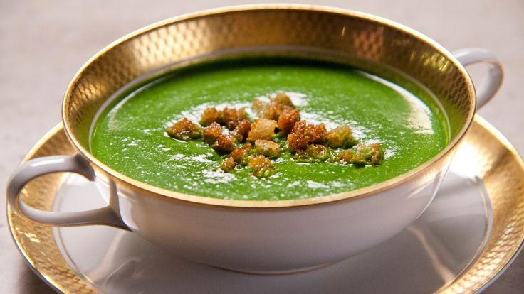Spinach Cream Soup | Recipe