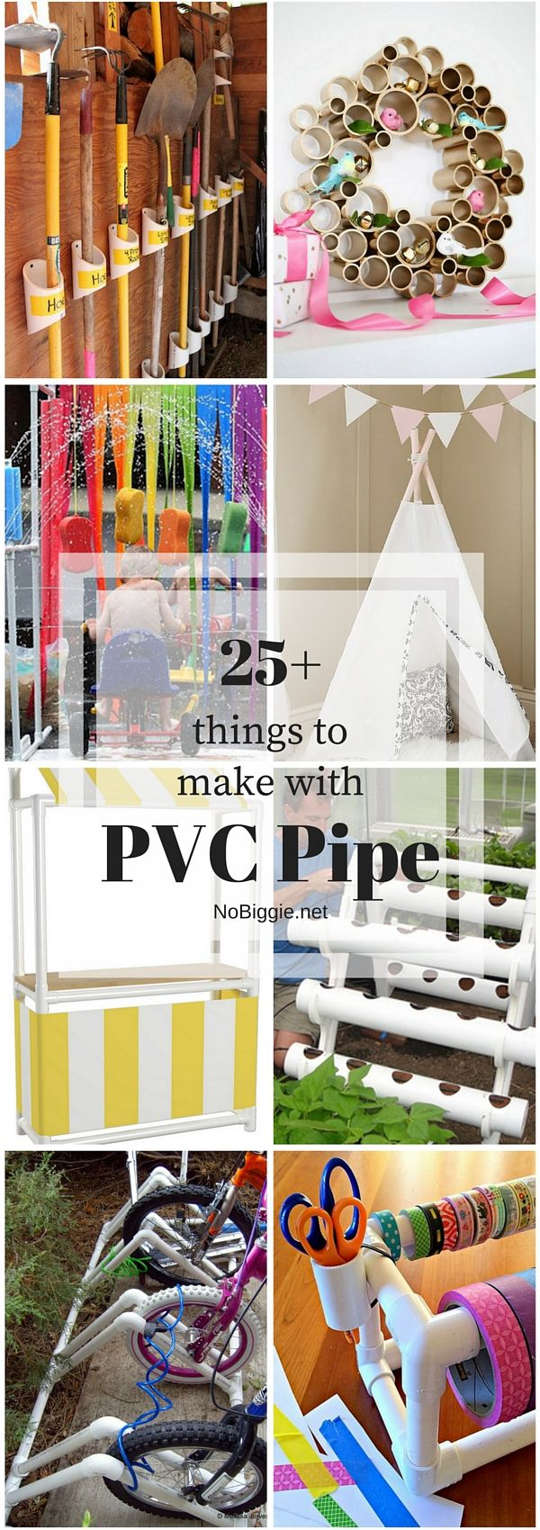 571 best PVC Pipe Crafts images on Pinterest | Storage ...