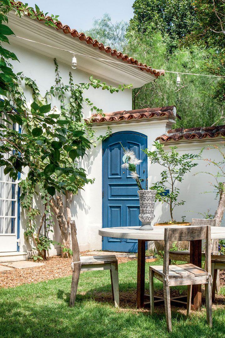 Refúgio no Rio: uma casa colonial no Jardim Botânico - Casa
