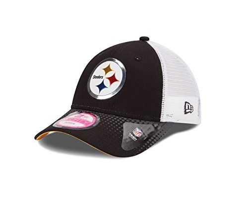 NFL Draft 2015 Pittsburgh Steelers Womens 9Forty Adjustable Cap One Size Fits All Black -- Read more  at the image link.
