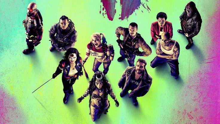 Suicide Squad ( 2016 ) - Full Movie HD