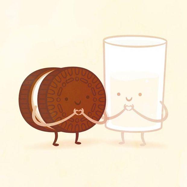 Taste buds: Cookies & milk, Philip Tseng