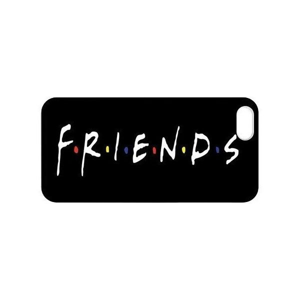 Top Iphone 5 Case Friends Tv Show Iphone 5 Case Cover TV Actor ($2.40) ❤ liked on Polyvore featuring accessories, tech accessories and phone