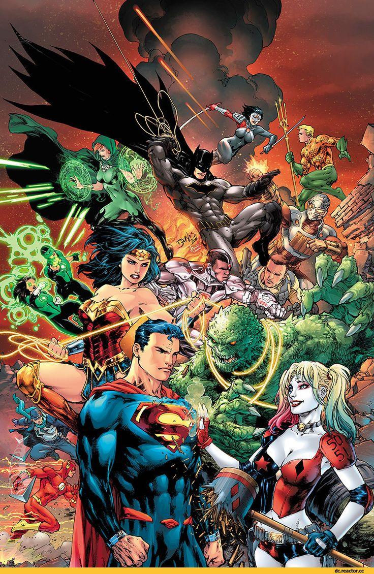 DC Comics,DC Universe, Вселенная ДиСи,фэндомы,Dinei Ribeiro,Suicide Squad,Отряд самоубийц,Justice League,Лига Справедливости,Batman,Бэтмен, Темный рыцарь, Брюс Уэйн,Superman,Супермен, Человек из стали, Кал-Эл, Кларк Кент,Wonder Woman,Чудо Женщина, Принцесса Диана из Темискиры,Harley Quinn,Харли