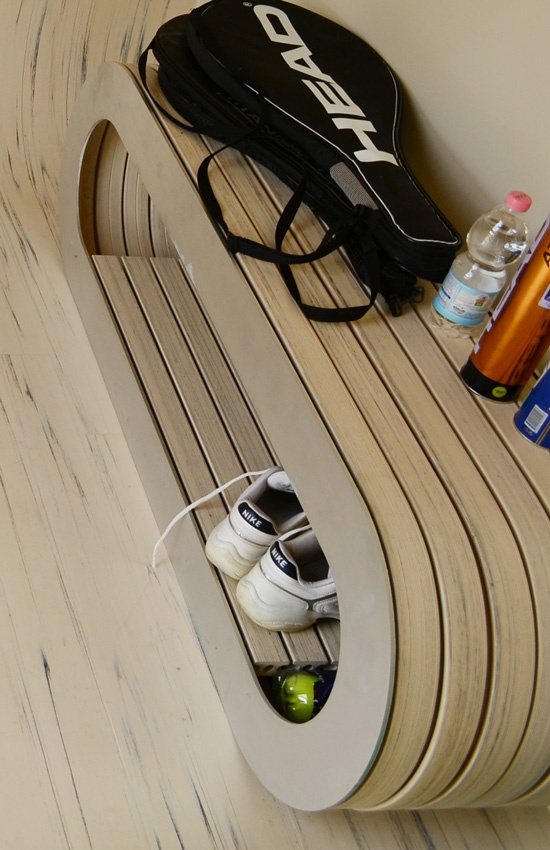 Thinking outside box, reshaping the concept of wood to create #amazingWoodn creations. With #Woodn it's just too easy!