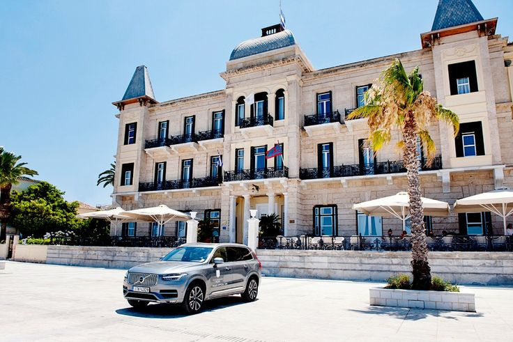 Poseidonion Grand Hotel and Volvo Car Hellas Raise the Bar on Guest Experience