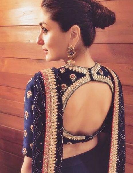 Kareena Kapoor Lehenga styles at Diwali celebrations 2015. The 35-year old beauty dressed in a pink Astha Narang lehenga with matching blouse and net dupat