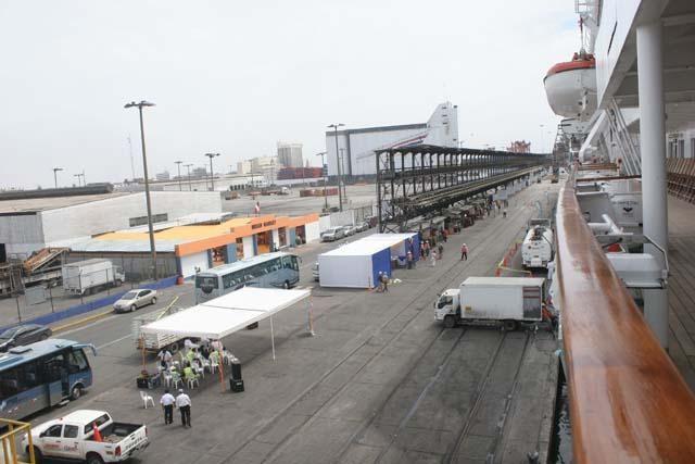 Unos 36 cruceros de lujo llegarían a la costa peruana este año estima el ministro de Comercio Exterior y Turismo