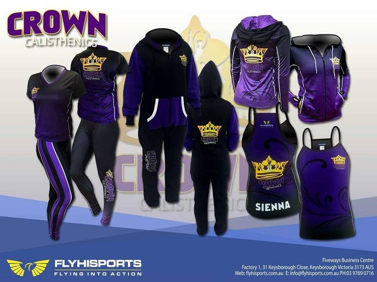 @flyhisports #crowncalisthenics #crown #calisthenics #merchandise #clothing #bags #flyhisports