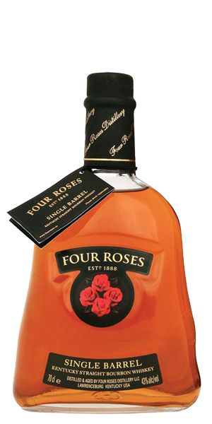 Four Roses Single Barrel Bourbon (300x600)
