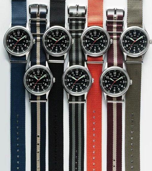 J.Crew Men's Timex® Military Watch