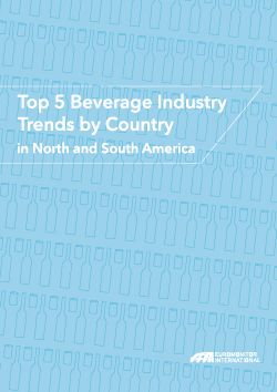 Top 5 Beverage Trends in North and South America