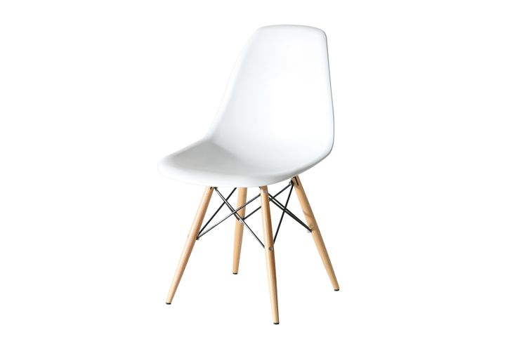 Adam rocket chair white from @home