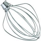 6-Wire Whip Stand Mixer Accessory, Stainless