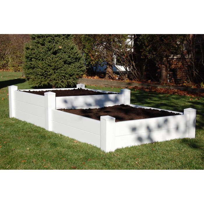 bags Raised Bed Planter Bed