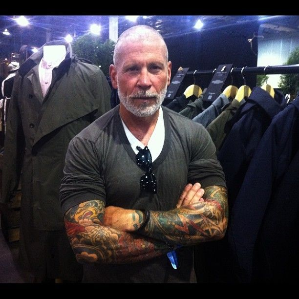 Nick Wooster, the Badass Darling of the Sartorial World