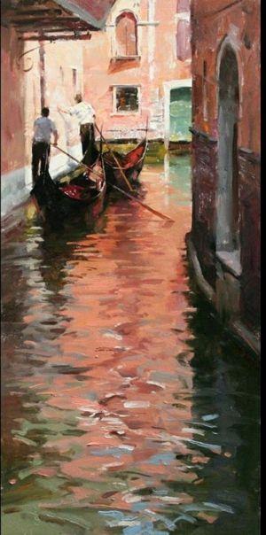 PASTEL..Venice by BettyBoop4w33t4