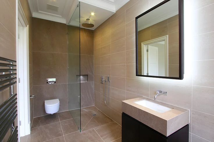 Wet room by Macassar Properties - London investment and development company