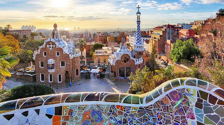 Onde Ficar em Barcelona na Espanha #viagem #viajar