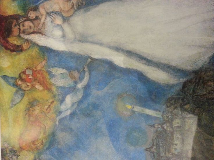#Chagallmi: retrospettiva di Chagall a Palazzo Reale (Milano)