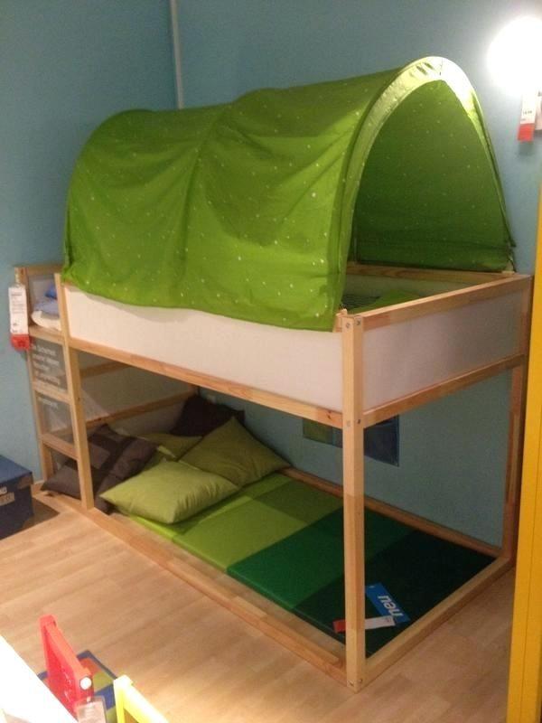 Kura Ikea A Kinder Bed Tent Review Bunk