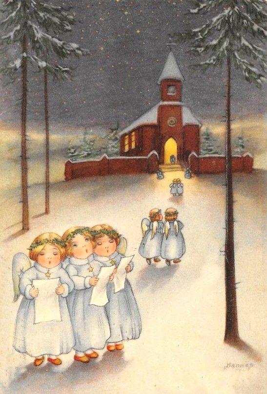 Nostalgische Weihnachtskarten Kostenlos.Hannes Petersen Nostalgische Weihnachtskarten Weihnachtskarten