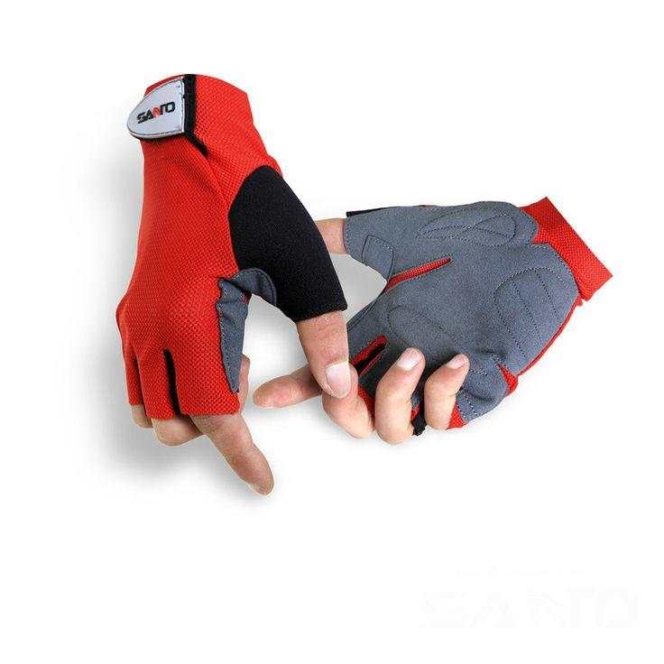 military tactical gloves slip outdoor sports half-finger gloves fitness