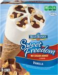 Sweet Freedom®  Vanilla  Ice Cream Cones---just had one, they are good!