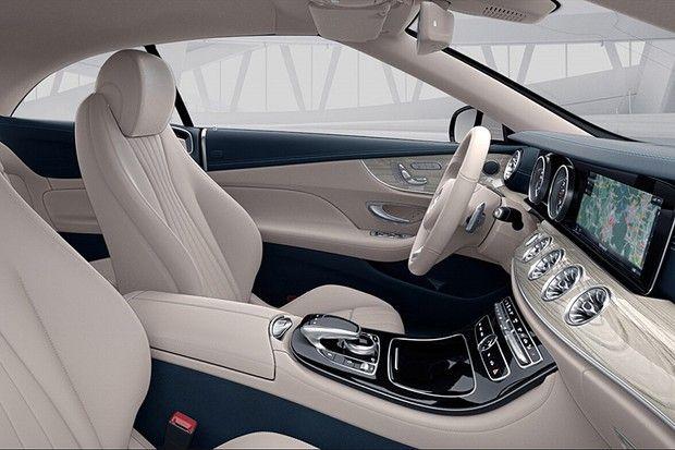 Mercedes Classe E conversível chega por R$ 414 mil