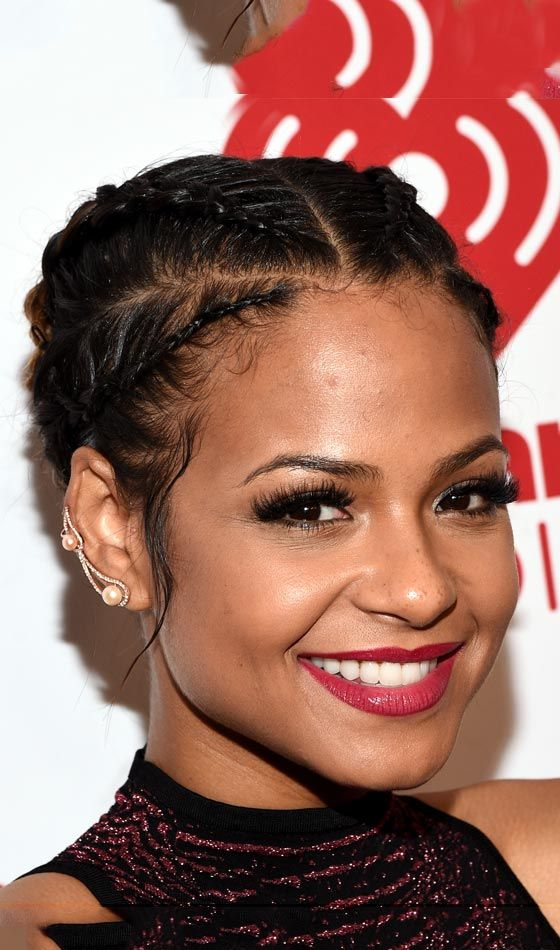 10 Elegant Cornrow Hairstyles You Can Try Today