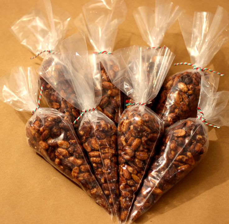 Christmas Hamper Series: Salted Caramel Peanuts