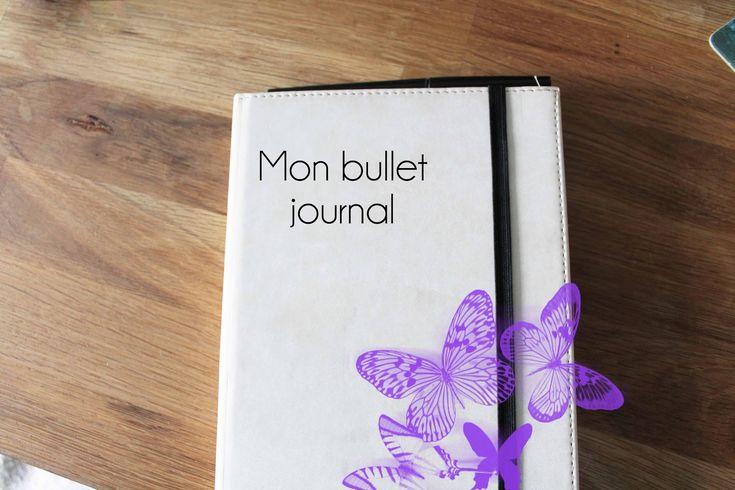 Mademoiselle Parfum, blog beauté et lifestyle : Mon bullet Journal