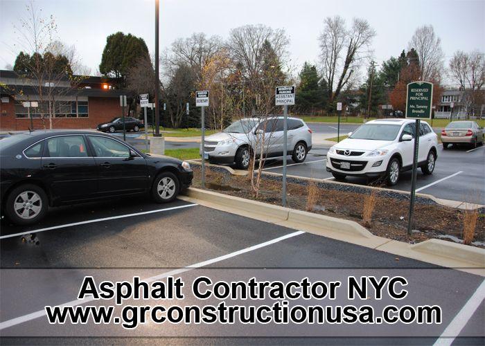 Asphalt Contractor NYC