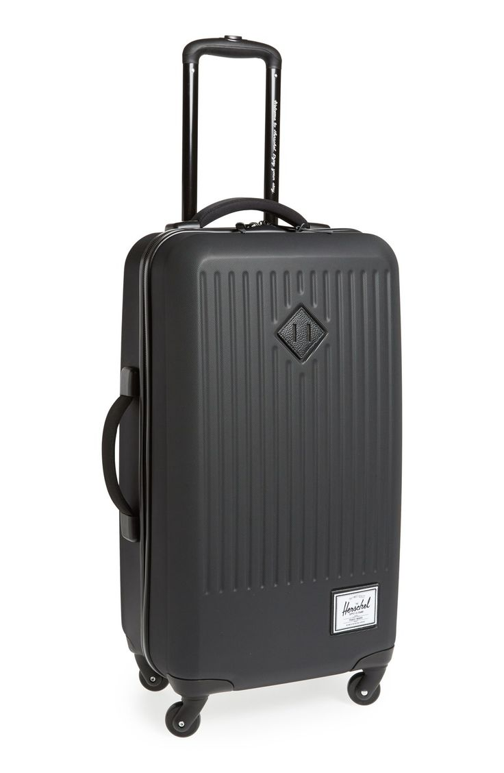 Herschel Supply Co. 'Trade - Large' Rolling Hard Shell Suitcase (25 inch) | Fashiondoxy.com