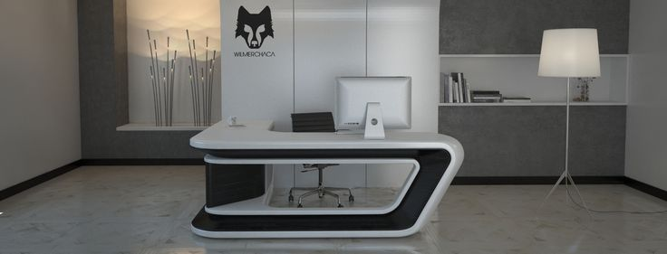 Desk: Continuous Designer: Wilmer Chaca © All rights reserved.