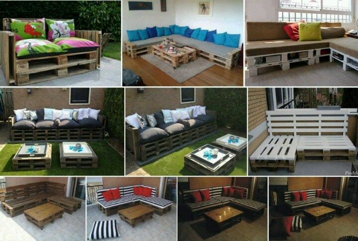 Pallet deck diy artwork and home decor pinterest decks, pallets crafts