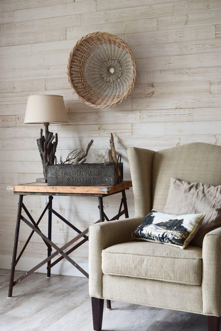 Wohnzimmer Ideen im Landhaus Stil einrichten. Deko - #Deko