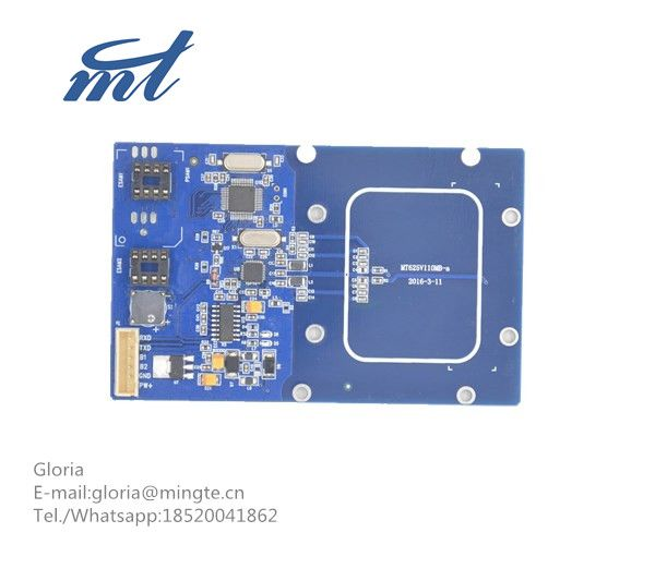contactless credit card reader oem for kiosk terminals long distance 13.5Mkhz rfid card reader writer MT625