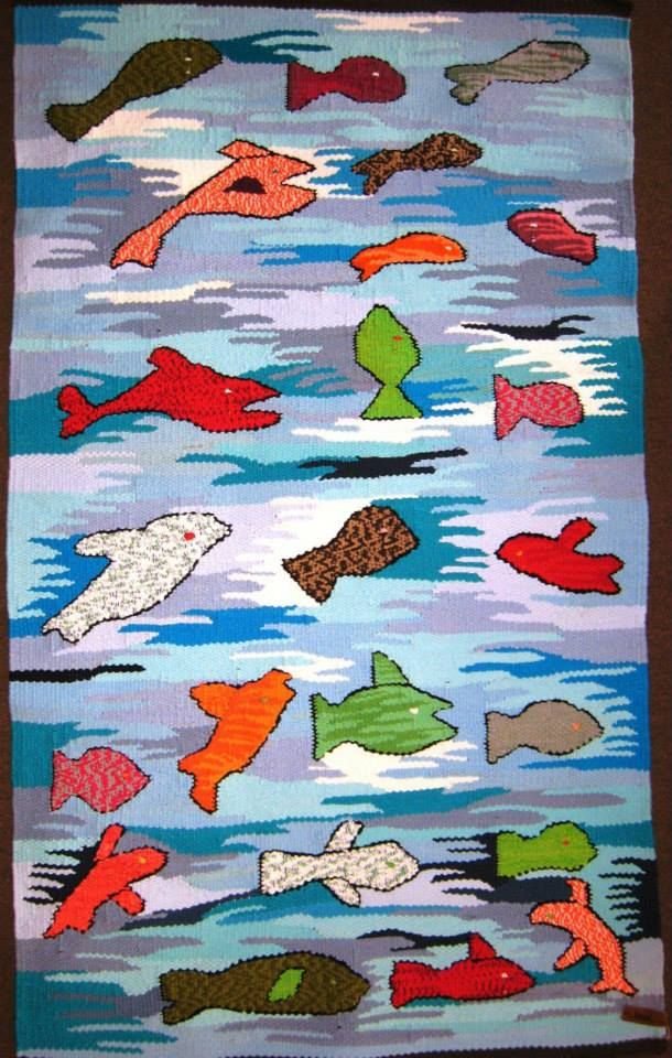 the fishes of the sea's