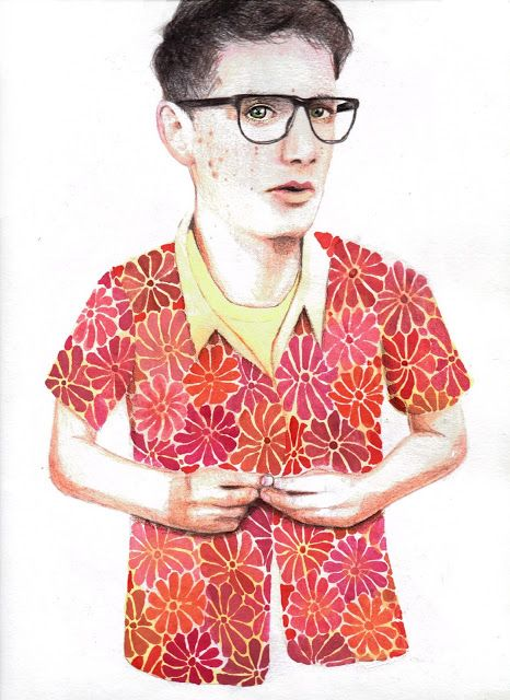 Alex Anwandter by Sok