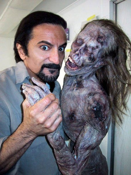Texas Frightmare Weekend: Tom Savini | One of Us