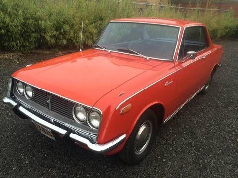 1969 Toyota Corona Coupe