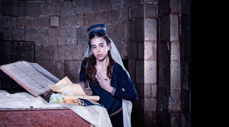 Elena di Lacon, la regina bambina