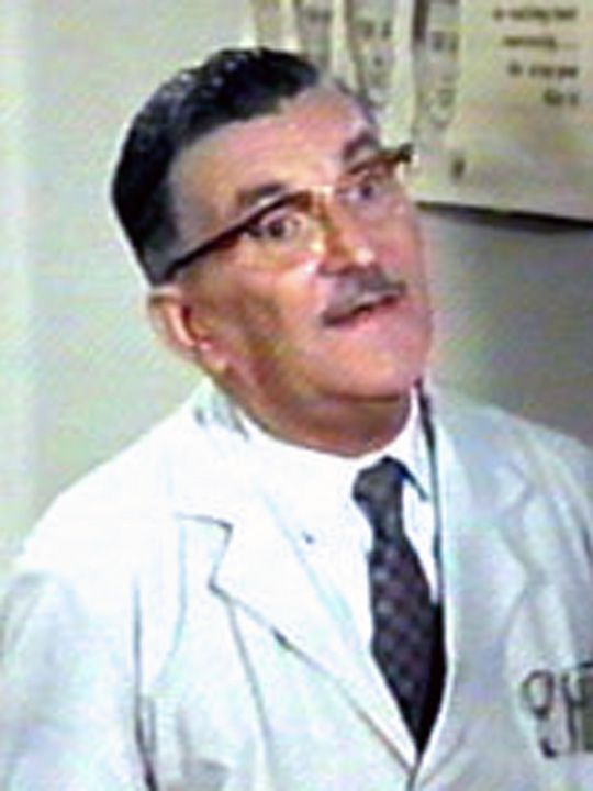 The Andy Griffith Show (TV show)  Howard McNear as Floyd Lawson