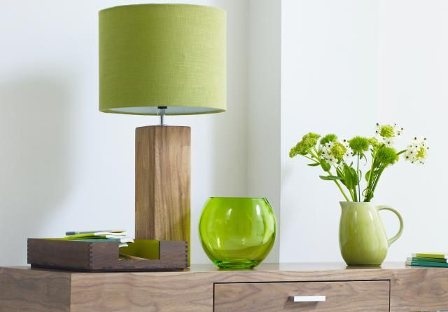 How To Use Color Green for Good Feng Shui: The feng shui color of growth and vibrant health, green can be freely used in the East, Southeast and South feng shui bagua areas of your home or office. You can bring the healing energy of green colour with wall color, decor accessories or art.